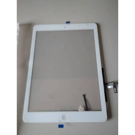 Cristal táctil Ipad Air 1 - blanco